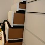Old St Warehouse: Freestanding dresser detail.