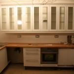 Pimlico Mansion: Ikea Kitchen installation